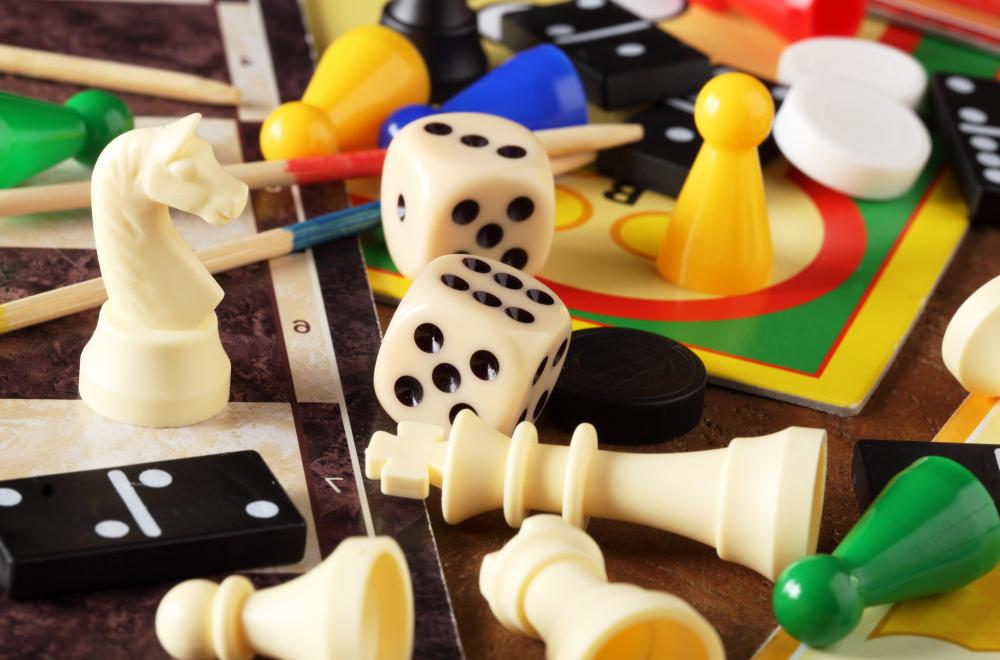 Numerous table top games feature the use of dice as an impactful tool for a player's progression throughout the game.