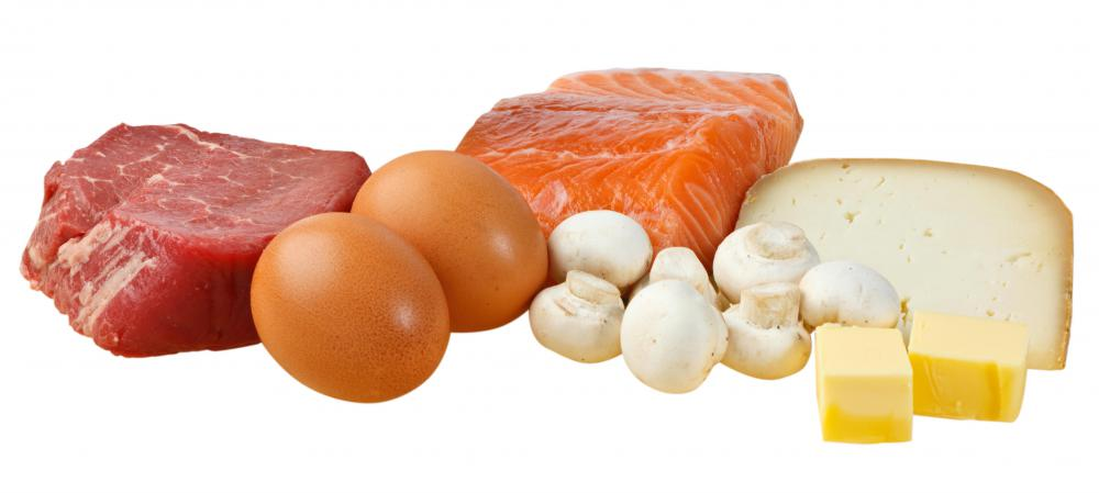 Eating too little vitamin D puts people at higher risk for osteoporosis.