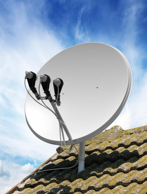 Mounting an antennae on a roof or in an attic can improve digital signal quality.