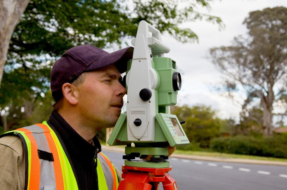 Surveyors often utilize theodolites.