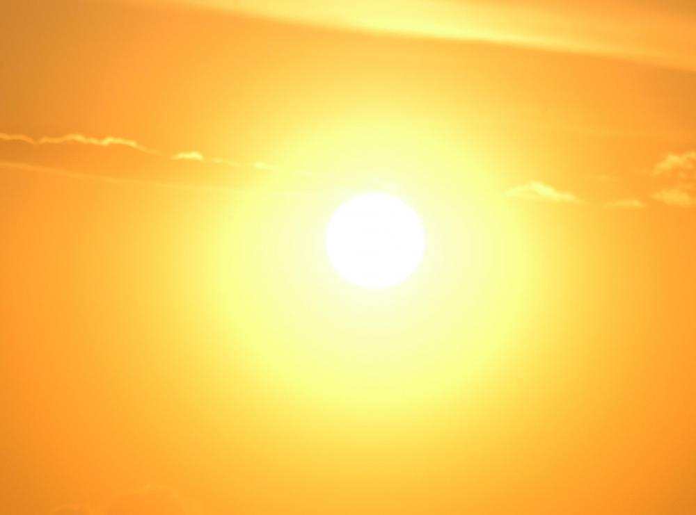 Sunlight aids the natural production of vitamin D in human skin.