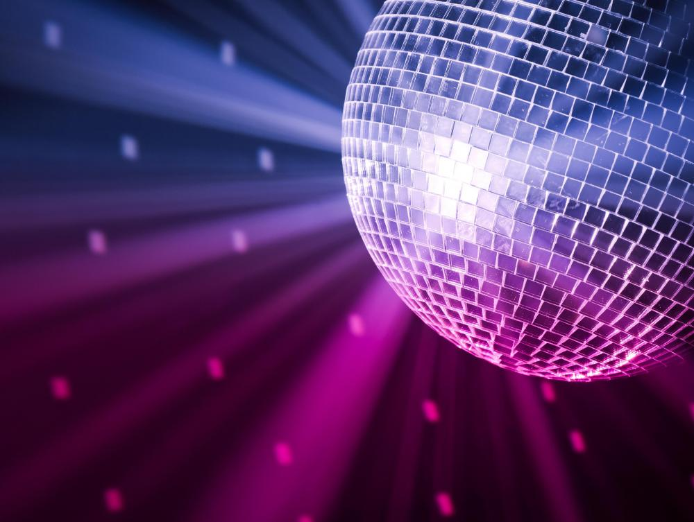 "Styles popular during the disco era could be seen in the movie ""Saturday Night Fever""."
