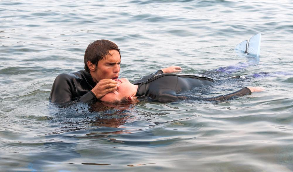 Divers should take first aid classes that cover procedures that can be used in the water.