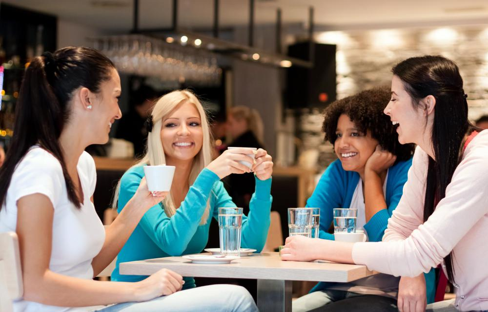 Scheduling time for friends can help create a healthy personal life.