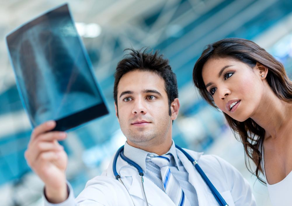 A doctor seeking to become an intensivist may specialize in pulmonology and treat conditions of the lung.