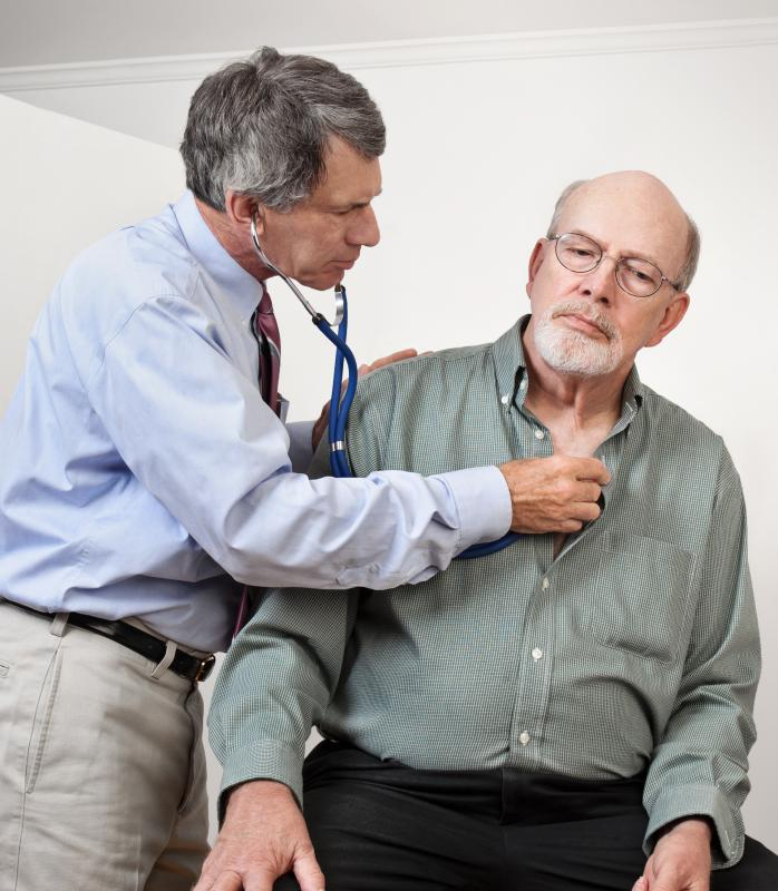 Heart screenings are often part of preventative checkups.