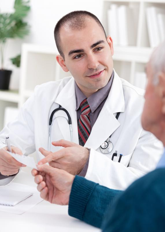 General practitioners provide basic general care.