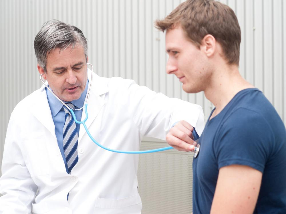 Obtain a medical exam as soon as possible after the accident, even if emergency attention is not necessary.