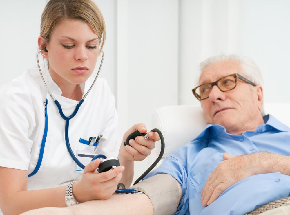 Cilnidipine may be used to lower blood pressure in individuals with hypertension.