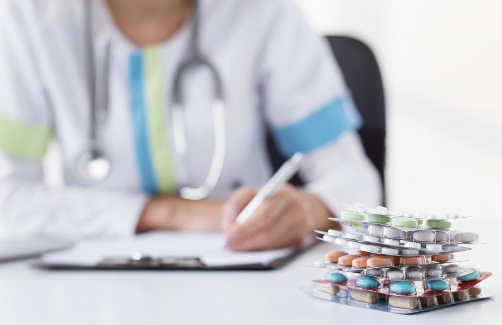 A prescription that must be regularly filled is more likely to receive a reimbursement than a one-time dosage.