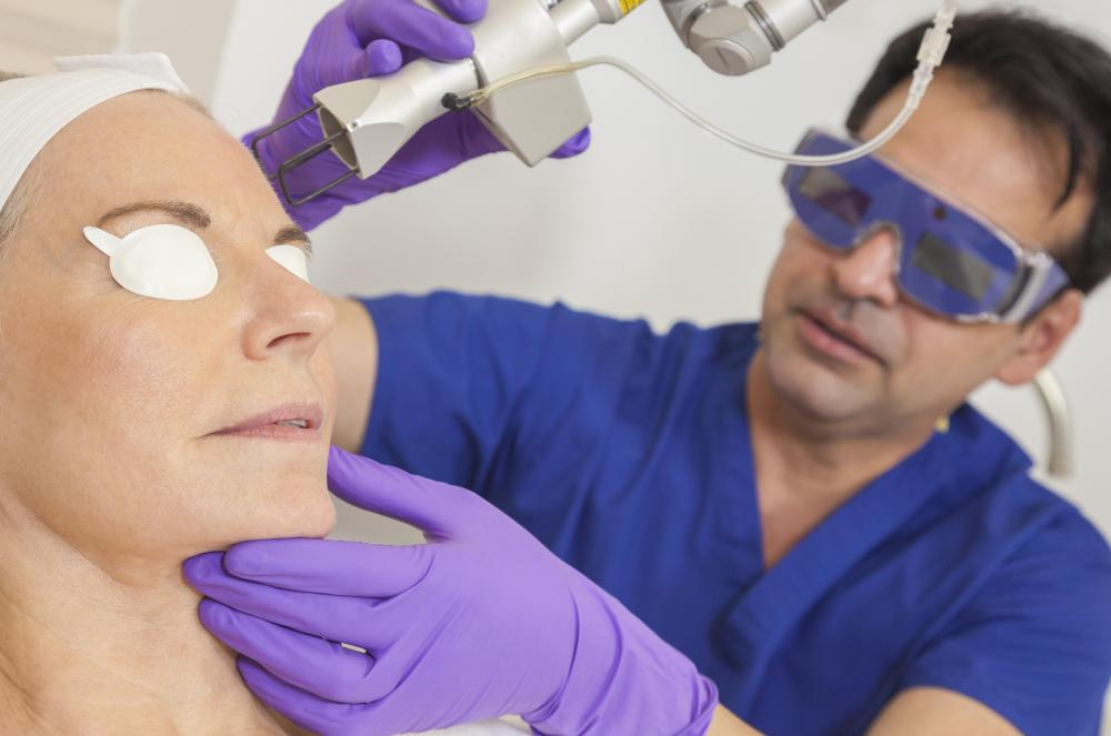 Medical estheticians work with different types of doctors to help improve patients' appearance.