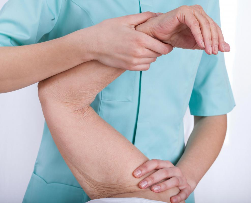 Physical therapy may be beneficial for an injury to the coracobrachialis.