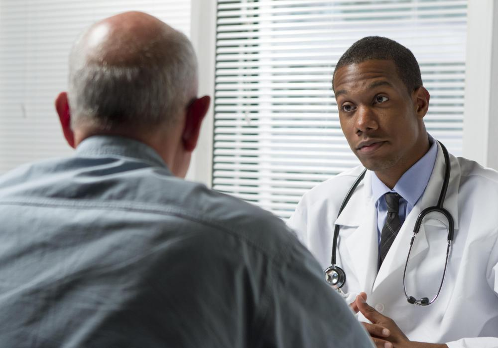 A doctor should be consulted immediately if a man suspects that he has testicular cancer.