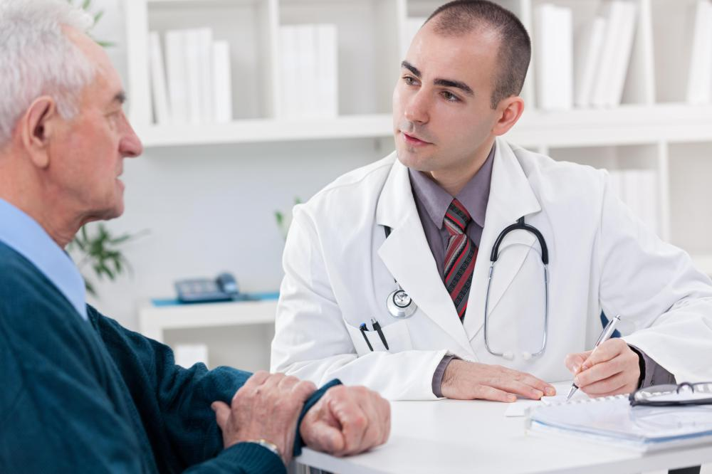 Primary care doctors deal with the overall functioning of a patient's body.