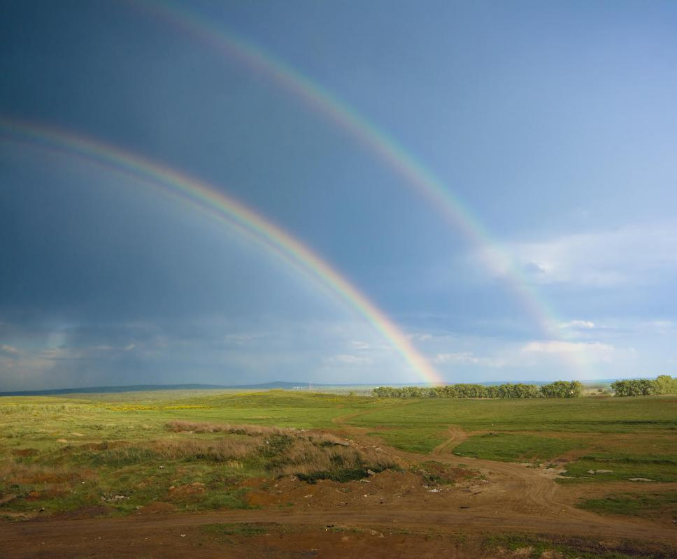 Why do Rainbows Form? (with pictures)