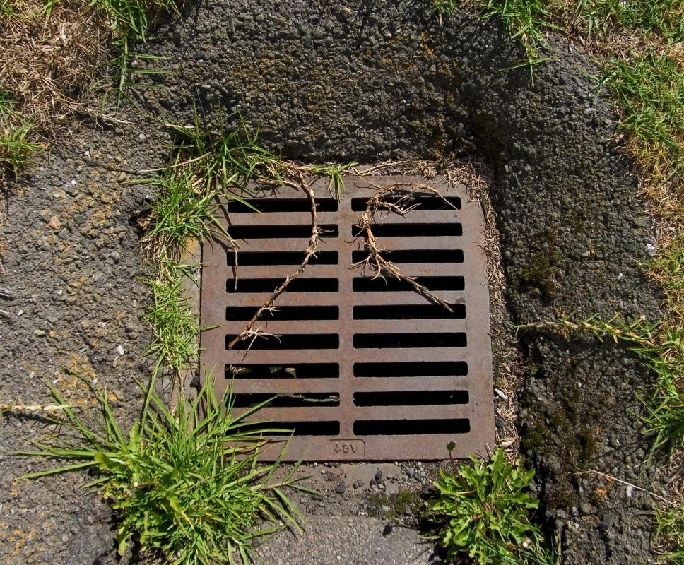 Typically, storm water is channeled into natural or man-made drainage systems that are eventually released into streams, lakes, and rivers.