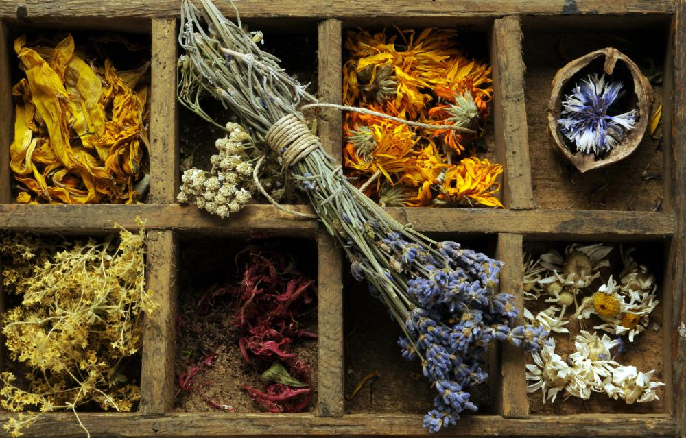 Consider The Color Scheme Of The Room That Youu0027re Using Dried Flowers In.