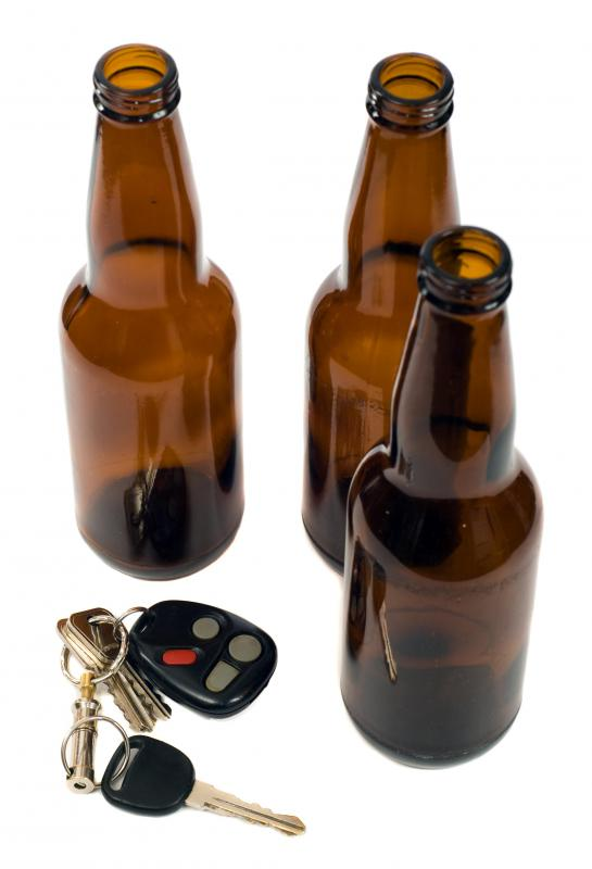 Driving while intoxicated is considered a misdemeanor.
