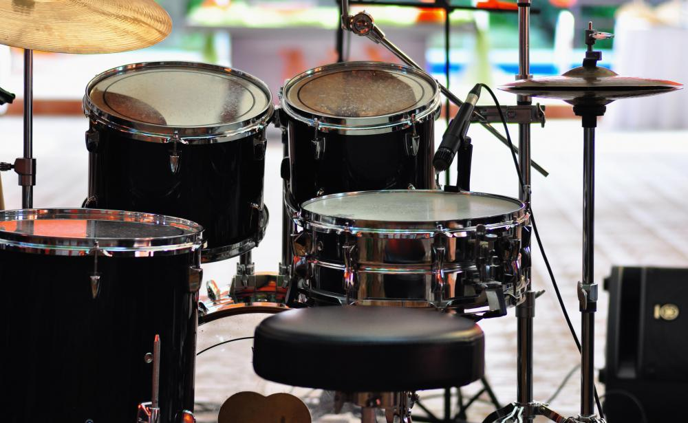 Cheap drum sets can sound extremely good depending on how they are tuned and which heads are placed on them.