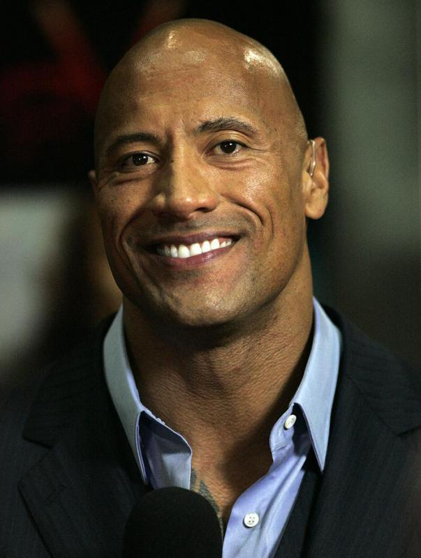 "Action stars such as Dwayne ""The Rock"" Johnson often have body doubles in their films."
