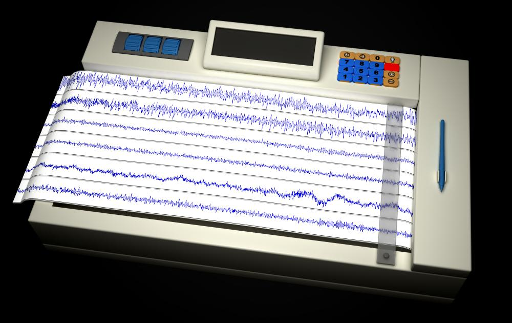 Eeg Machine What Are the Different...