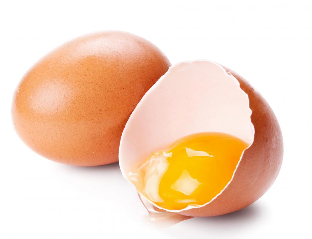 It may be possible to purchase powdered egg yolks.