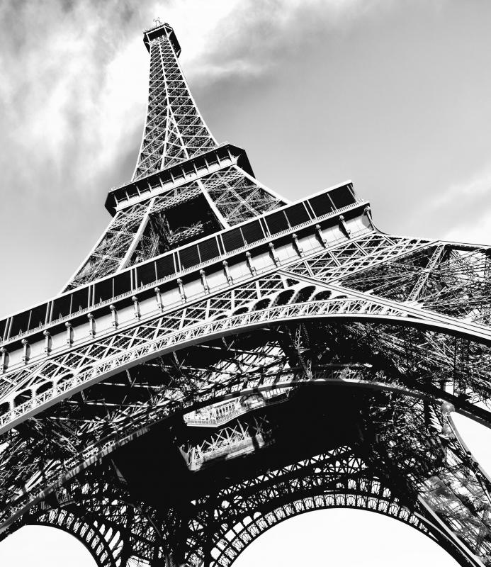 The Eiffel Tower is one of the most recognizable structures in France.