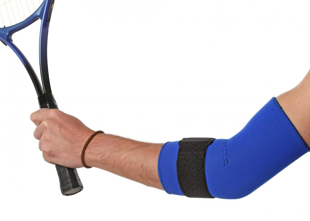 tennis elbow These exercises stress the tendon to just enough to cause repair for the tennis elbow condition, but must be done in a very controlled manner.