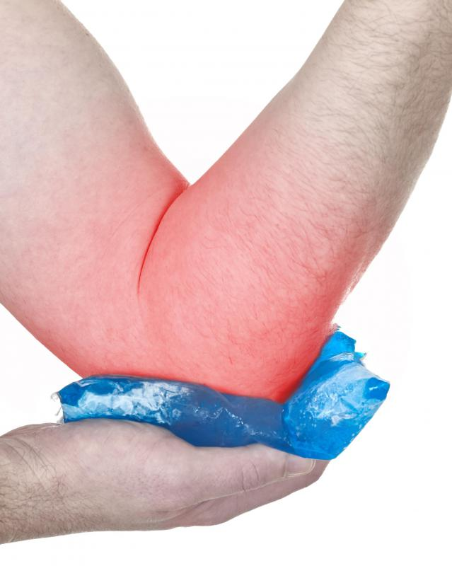 Growth hormones may be helpful in repairing cartilage damage in elbows.
