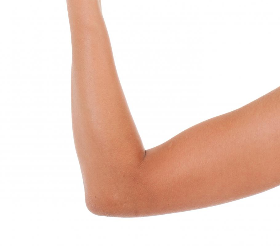 How do I Treat a Sore Elbow? (with pictures): www.wisegeekhealth.com/how-do-i-treat-a-sore-elbow.htm