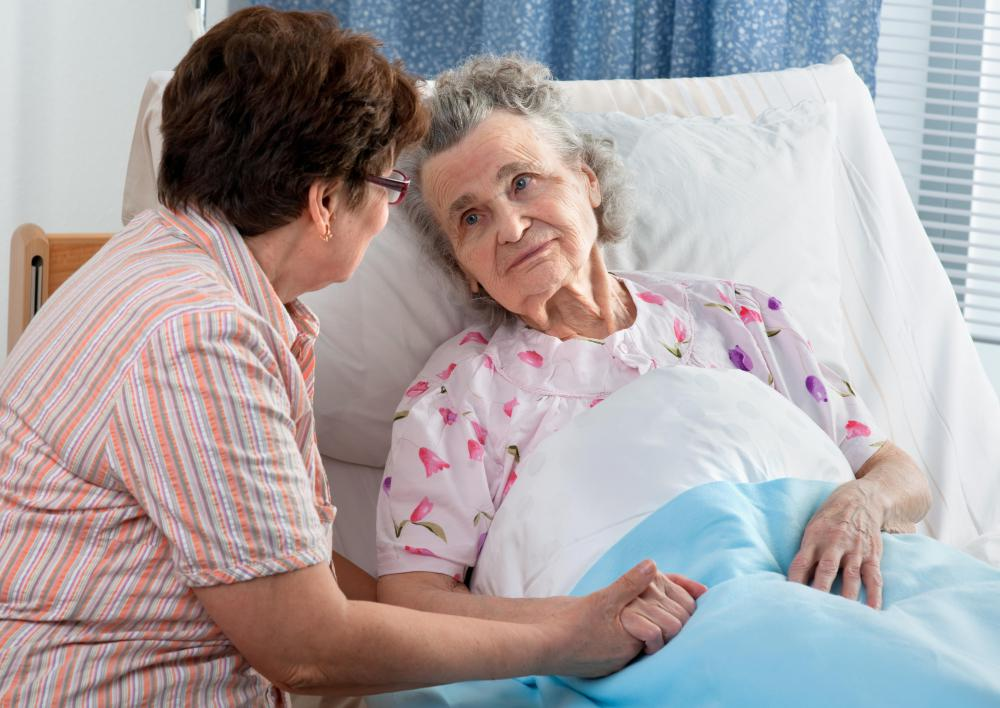 Hospice nurses must be able to provide emotional support to patient's who are nearing the end of life.