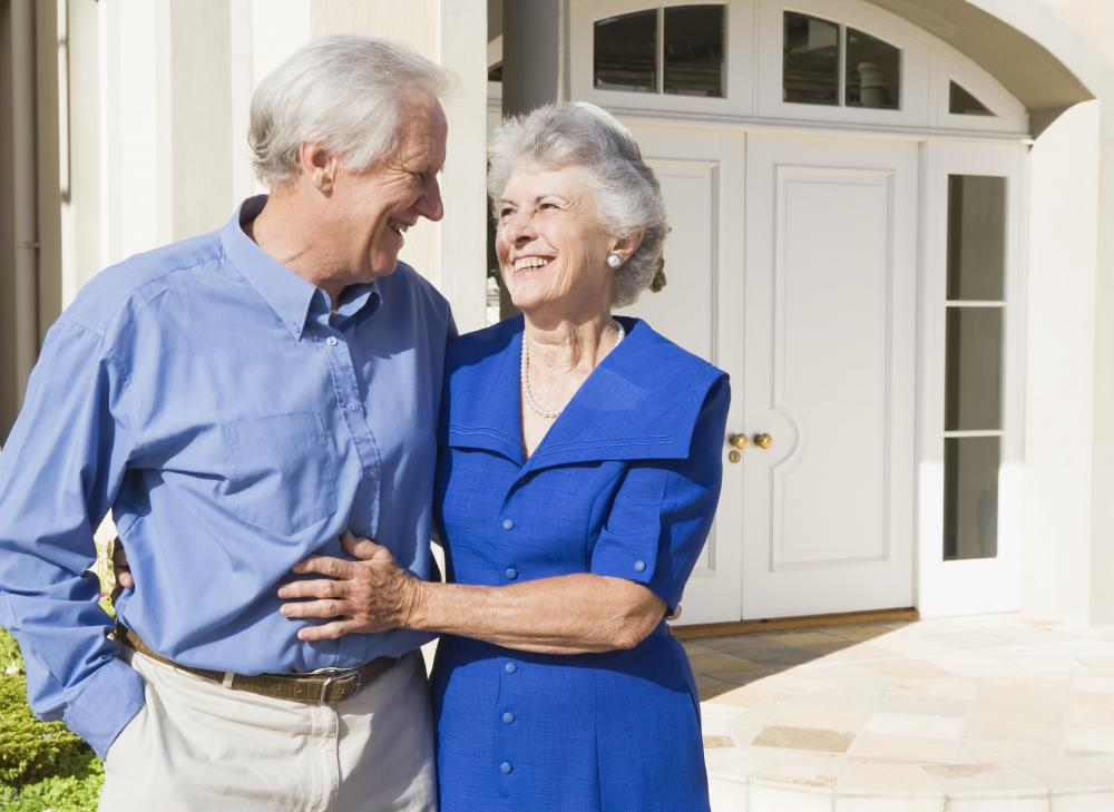A person must be older than 62 years of age in order to take out a reverse mortgage.