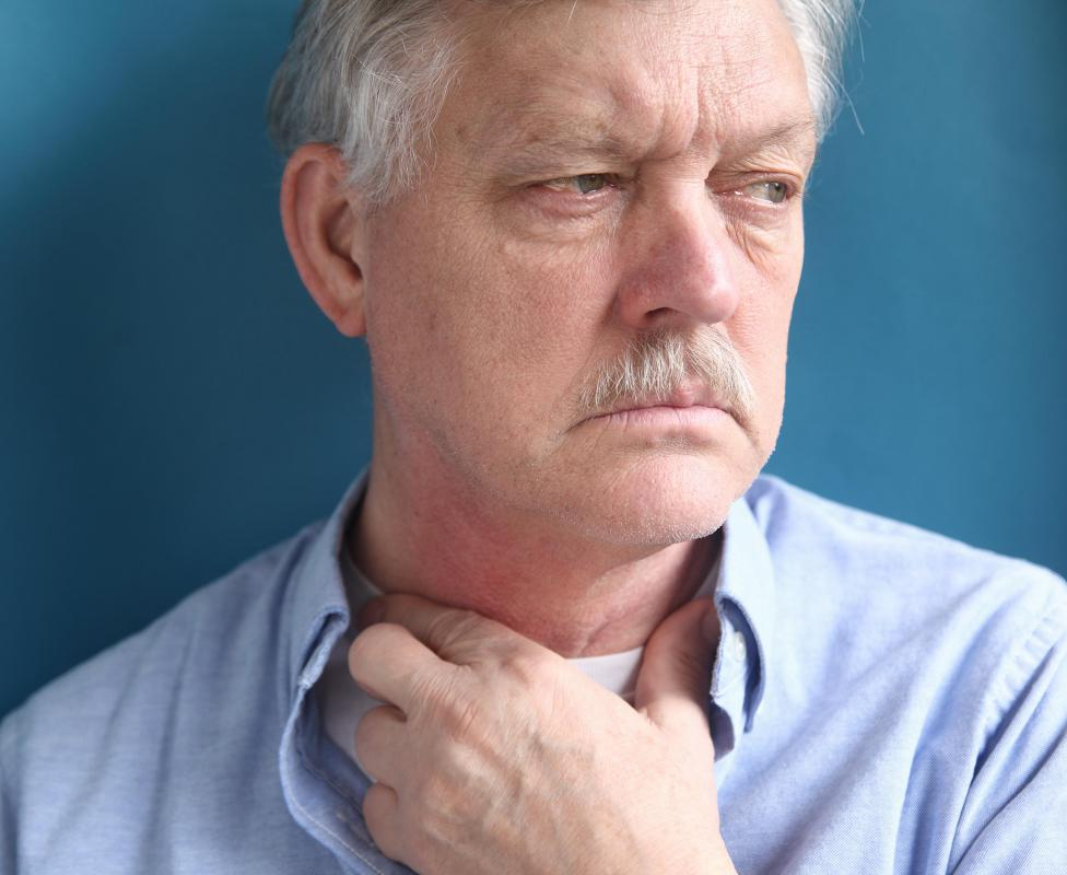 People with dysphagia have difficulty swallowing.