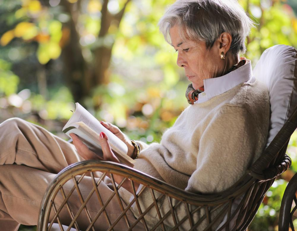 Engaging in brain-healthy activities such as reading may help prevent Alzheimer's disease.