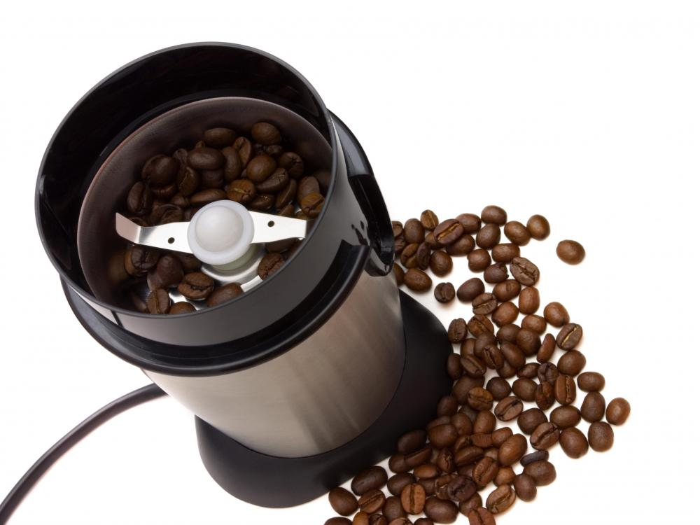 What Is A Coffee Grinder With Pictures