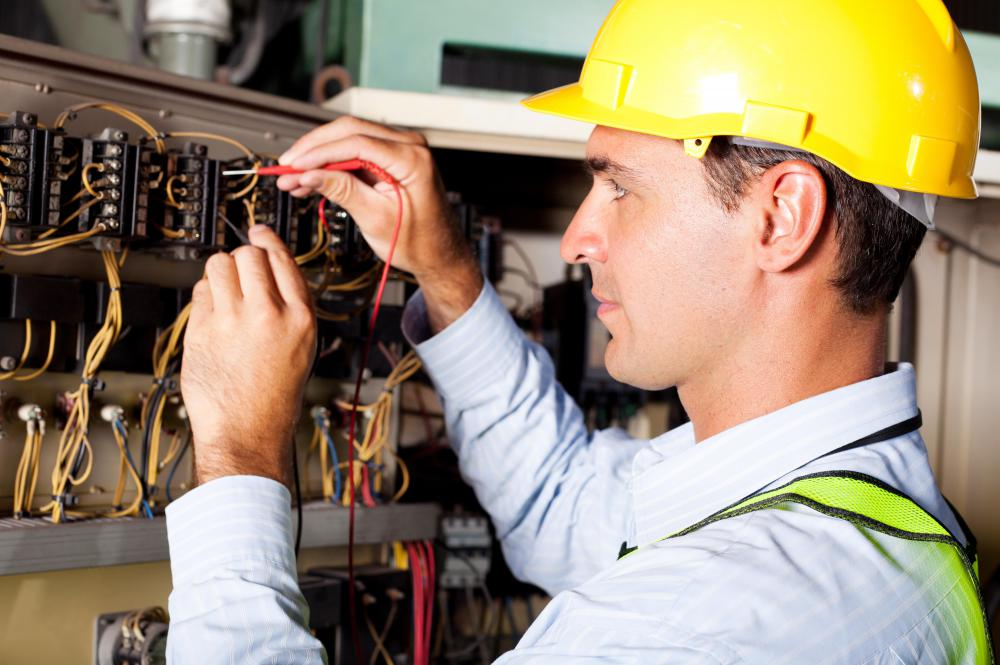 After completing an apprenticeship, individuals can take a licensing exam to receive substation electrician credentials.