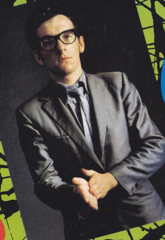 Elvis Costello was a New Wave industry musician.