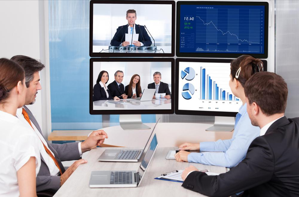 Web conferencing may help reduce a business's travel expenses.