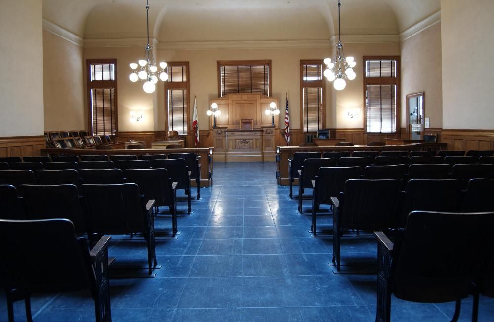 Many business suits can be settled outside of the courtroom, although some may require court appearances.
