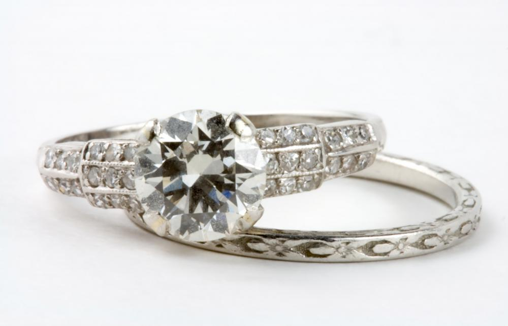 The costs of engagement and wedding rings can be considerable.