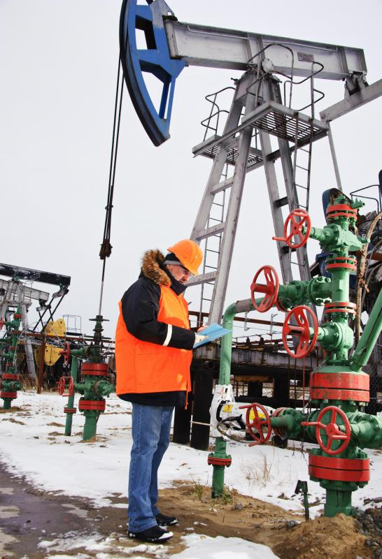 A drilling engineer oversees all aspects of a drilling project.