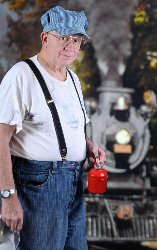 The railroad retirement program provides retirement benefits for railroad workers.