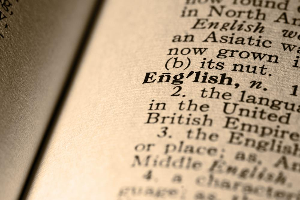 """E"" comes in fifteenth place as far as English word beginners go."