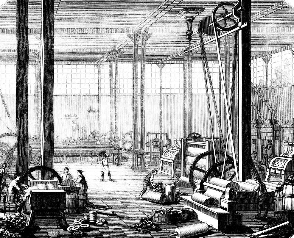 The Rise of Industrial America, 1877-1900