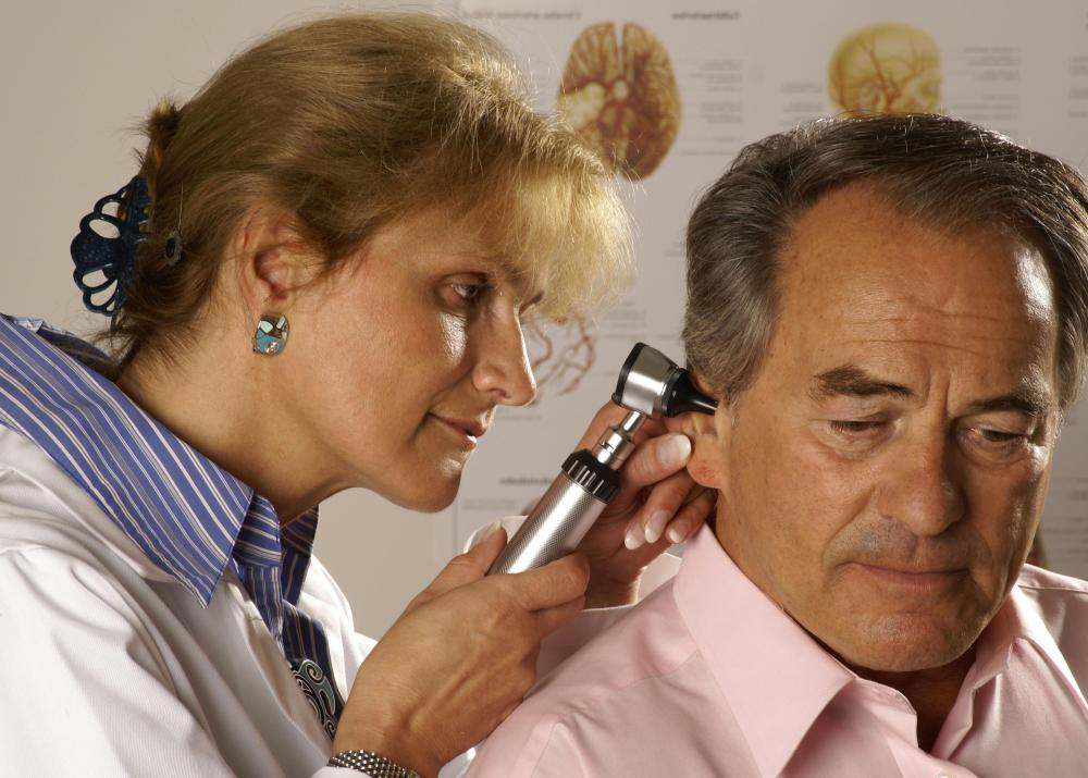 An otolaryngologist may help treat chronic ear infections.