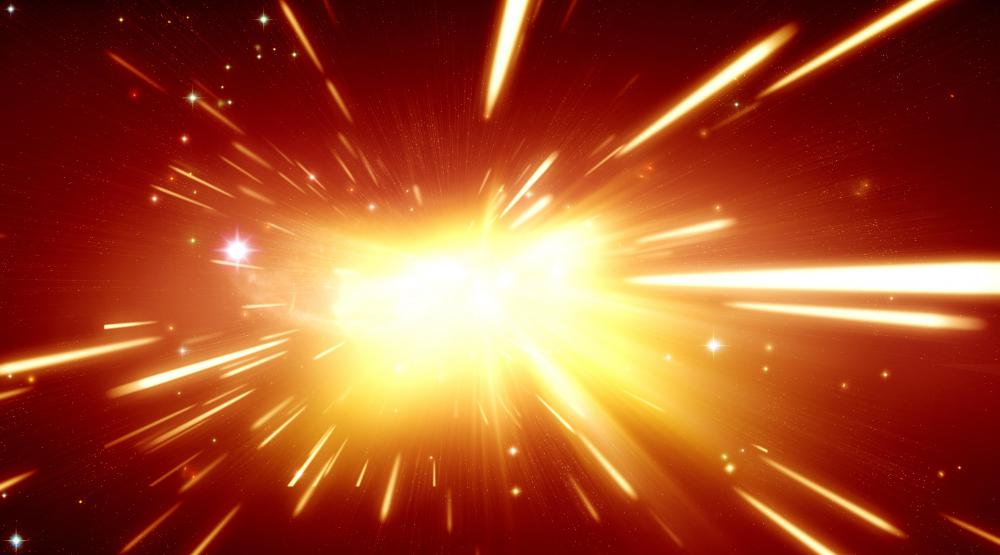 <b>Big Bang Explosion</b> [Adobe After Effects] Simulation - YouTube