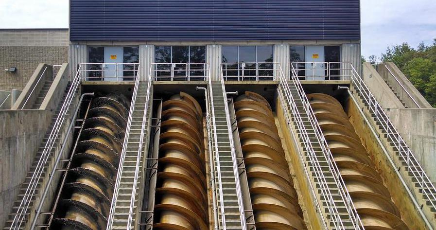 Screw pumps use the Archimedes' system similar that of dry screw conveyors.