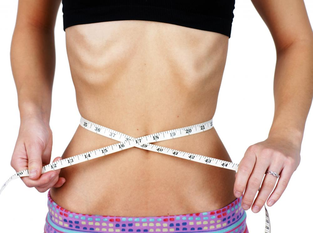 Constricted affect is commonly associated with anorexia and bulimia.