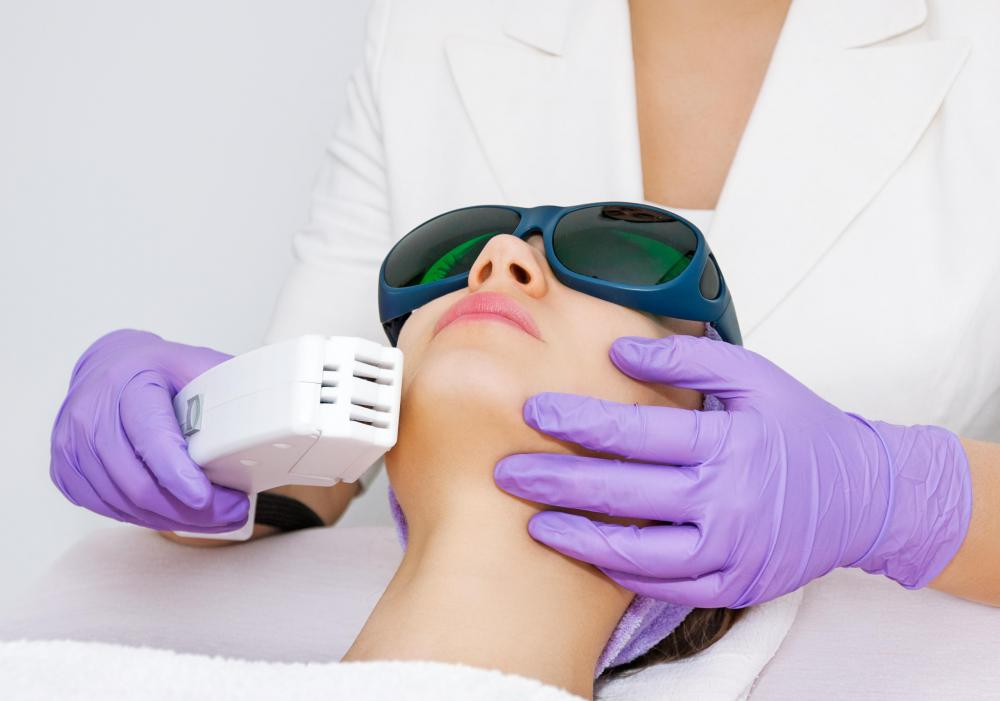 Laser hair removal is a largely noninvasive process.