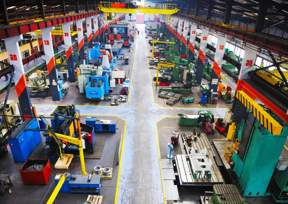 The goal of facilities maintenance is to make sure that a manufacturing process is efficient.